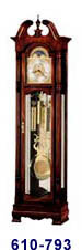 Howard Miller Grandfather Clock 610-793